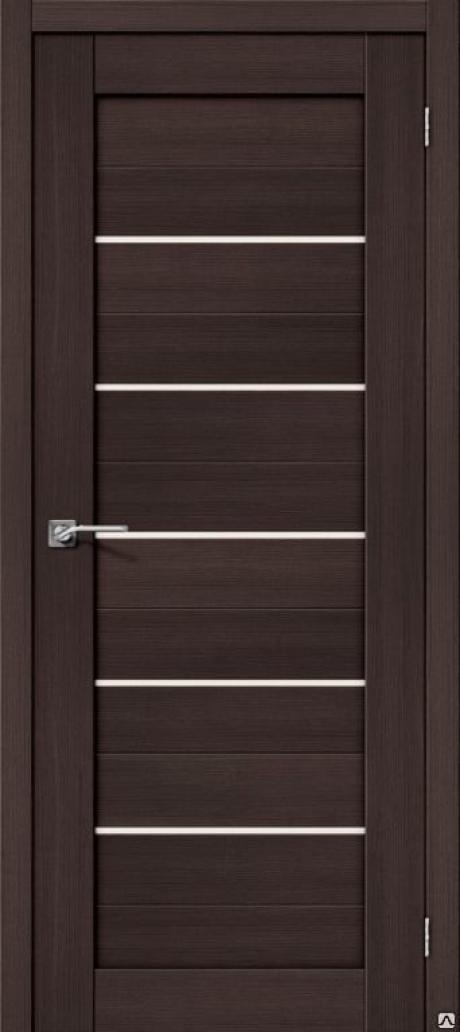Дверь с эко шпоном Порта-22 ПО
