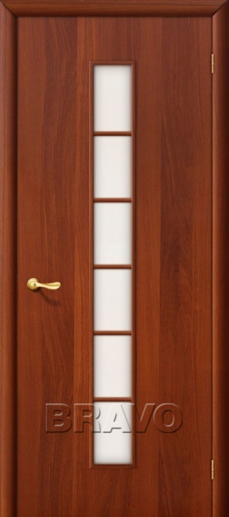 Ламинированная дверь 2С