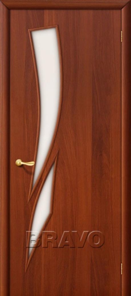 Ламинированная дверь 8С