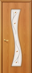 Ламинированная дверь 11Ф