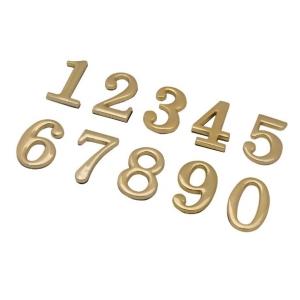 Цифра самоклеющаяся DN-01
