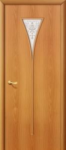 Ламинированная дверь 3Х