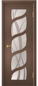 Дверь Лиана Остекленная
