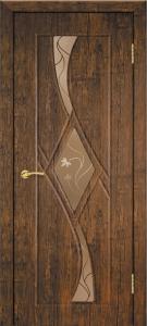 Дверь Рубин 3 ПВХ
