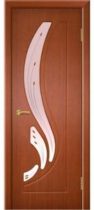 Дверь Лира Остекленная
