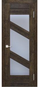 Дверь L13 ПВХ