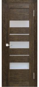 Дверь L11 ПВХ