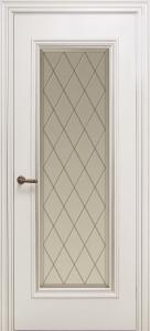Дверь Лучия Остекленная