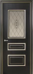 Дверь Прованс Остекленная