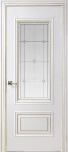 Дверь Ришелье Остекленная