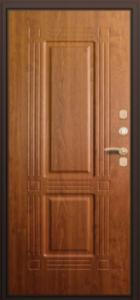 Дверь с МДФ модель 124