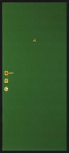 Дверь с порошковым напылением модель 21