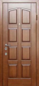 Дверь с МДФ модель 56