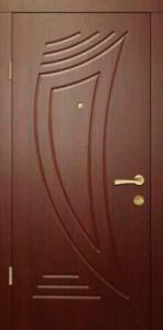 Дверь с МДФ модель 96