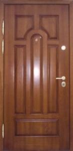 Дверь с МДФ модель 10
