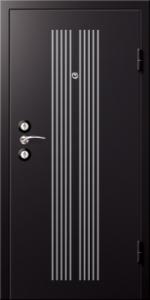 Дверь с МДФ модель 31