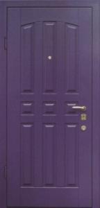 Дверь с МДФ модель 54