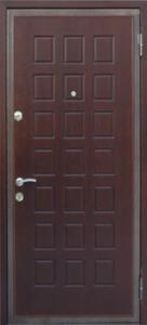 Дверь с МДФ модель 57