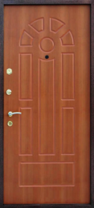 Дверь с МДФ модель 120