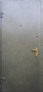 Дверь с порошковым напылением модель 34