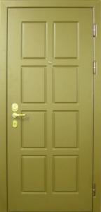 Дверь с МДФ модель 11