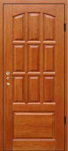 Дверь с МДФ модель 121