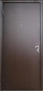 Дверь с порошковым напылением модель 4