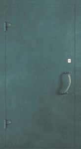 Дверь с порошковым напылением модель 36