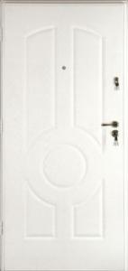 Дверь с МДФ модель 17