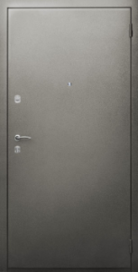 Дверь с порошковым напылением модель 5