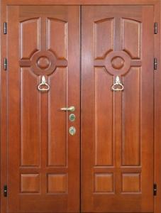 Дверь с МДФ модель 104
