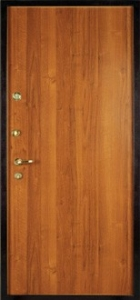 Дверь с ламинатом модель 26