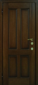 Дверь с МДФ модель 21