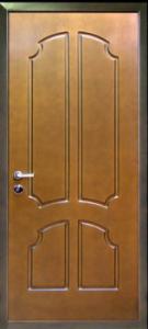 Дверь с МДФ модель 72