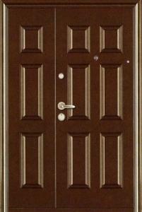 Дверь с МДФ модель 60
