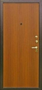 Дверь с ламинатом модель 28