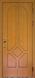 Дверь с МДФ модель 74