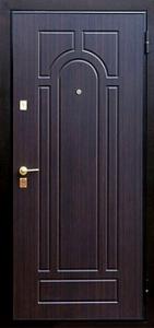 Дверь с МДФ модель 107