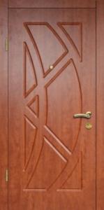 Дверь с МДФ модель 26