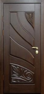 Дверь с МДФ модель 108