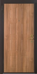 Дверь с МДФ модель 27
