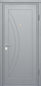 Дверь с МДФ модель 79