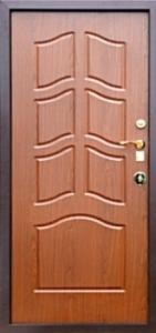 Дверь с МДФ модель 64