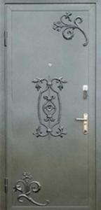 Дверь с порошковым напылением модель 45