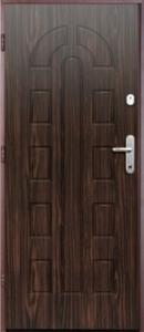 Дверь с МДФ модель 111
