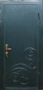 Дверь с порошковым напылением модель 46
