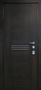 Дверь с МДФ модель 30