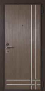Дверь с МДФ модель 81