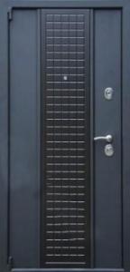 Дверь с МДФ модель 66