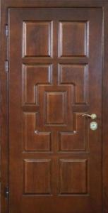 Дверь с МДФ модель 115